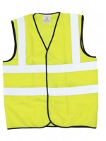 Hi Visability Waist Coat