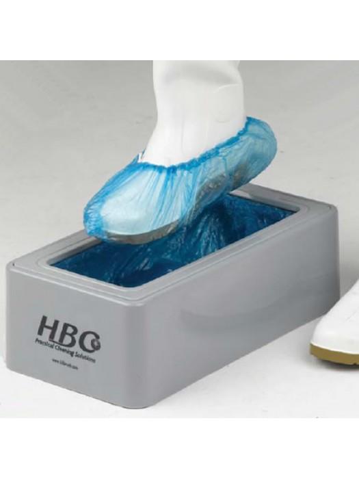 Shoe Cover Dispenser Unit
